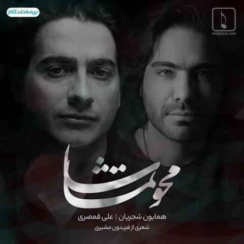 همایون شجریان و علی قمصری محو تماشا، دانلود آهنگ جدید همایون شجریان و علی قمصری محو تماشا + متن ترانه