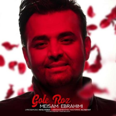 میثم ابراهیمی گل رز، دانلود آهنگ جدید میثم ابراهیمی گل رز + متن ترانه