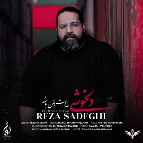 رضا صادقی دلخوشی، دانلود آهنگ جدید رضا صادقی دلخوشی + متن ترانه