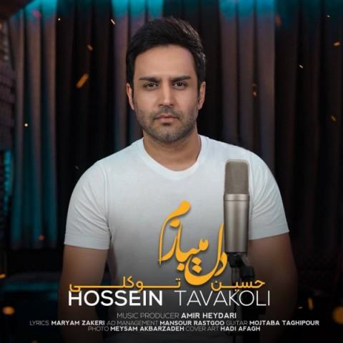 حسین توکلی دل میبازم، دانلود آهنگ جدید حسین توکلی دل میبازم + متن ترانه